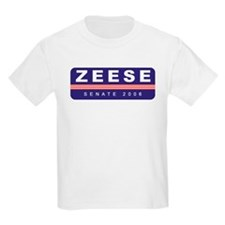 Support Kevin Zeese Kids T-Shirt