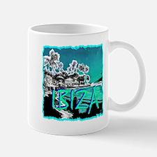 Ibiza island Small Mug
