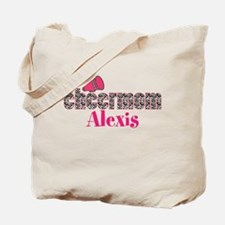 Cheermom personalized Tote Bag