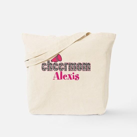 Cheermom personalized Tote Bag
