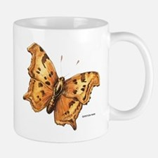 Question Mark Butterfly Mug