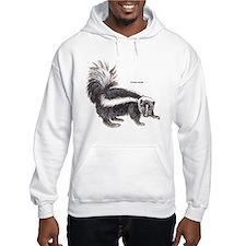 Striped Skunk Hoodie