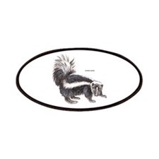 Striped Skunk Patches