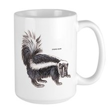 Striped Skunk Mug