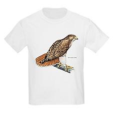Red-Tailed Hawk Bird T-Shirt