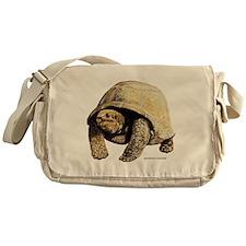 Galapagos Tortoise Messenger Bag