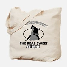 Brazilian Jiu Jitsu the real sweet science Tote Ba