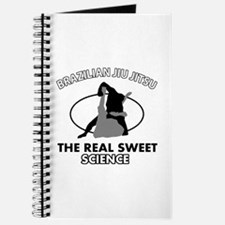 Brazilian Jiu Jitsu the real sweet science Journal