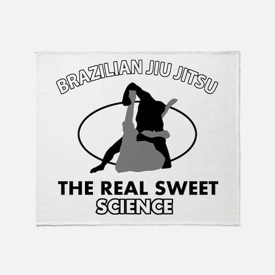 Brazilian Jiu Jitsu the real sweet science Throw B