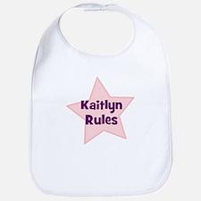 Kaitlyn Rules Bib