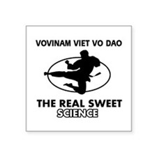 Vovinam Viet Vo Dao the real sweet science Square