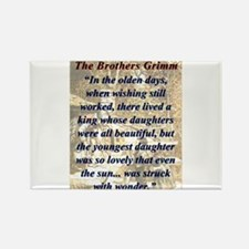 In The Olden Days - Grimm Magnets