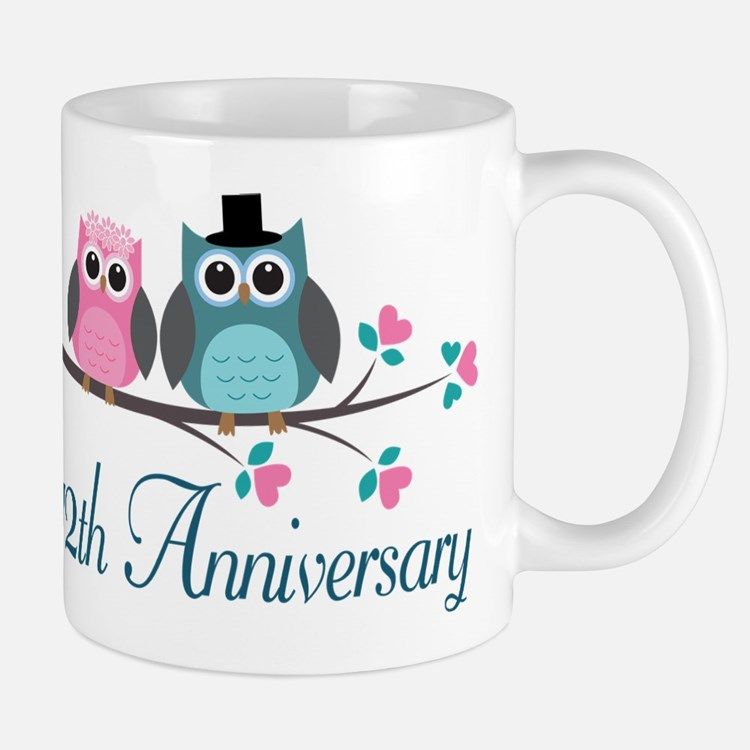 12th Anniversary Gifts For 12th Anniversary Unique 12th