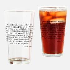 Belief Drinking Glass