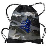 Blue angels Drawstring Bag