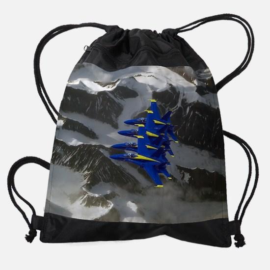 december.jpg Drawstring Bag