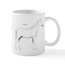 Lipizzaner Horse Mug