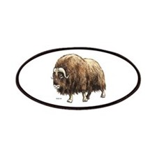 Musk Ox Patches