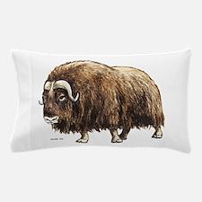 Musk Ox Pillow Case