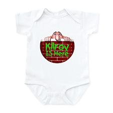 Kilroy IS Here Infant Bodysuit