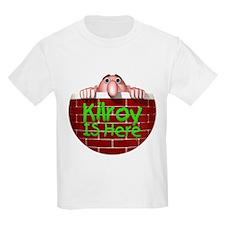 Kilroy IS Here Kids T-Shirt