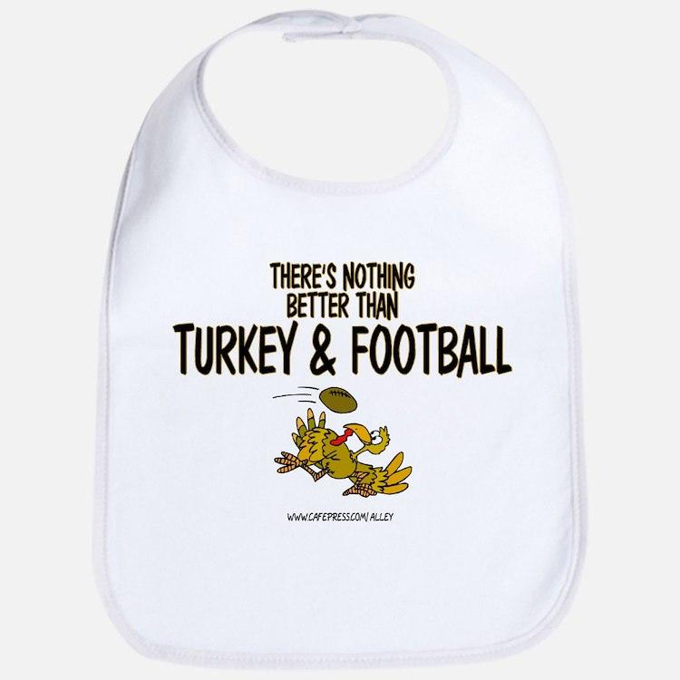 TURKEY & FOOTBALL Bib