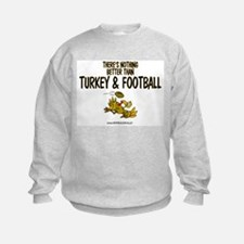 TURKEY & FOOTBALL Sweatshirt