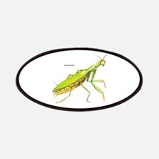 Praying Mantis Insect Patches