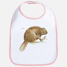 Beaver Animal Bib