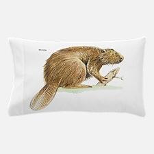 Beaver Animal Pillow Case