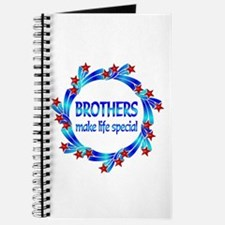 Brothers are Special Journal