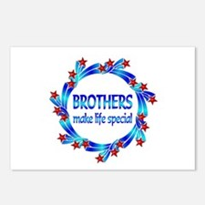 Brothers are Special Postcards (Package of 8)