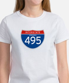 Interstate 495 - VA Tee