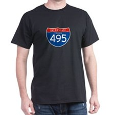 Interstate 495 - VA T-Shirt