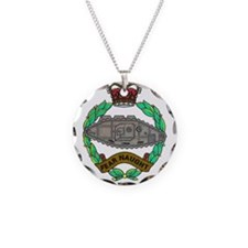 2nd Royal Tank Regiment Necklace