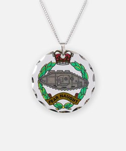 2nd Royal Tank Regiment Necklace