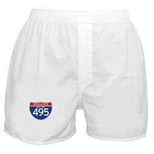 Interstate 495 - NY Boxer Shorts