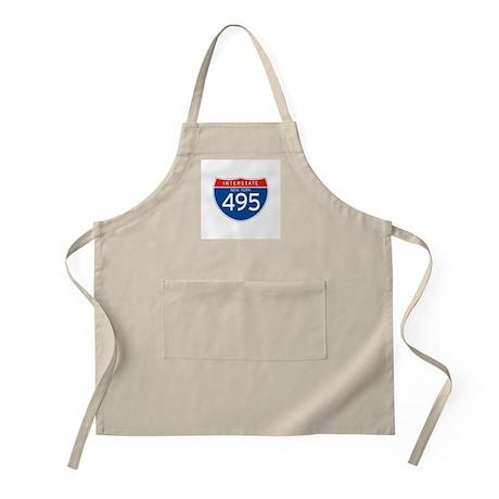 Interstate 495 - NY BBQ Apron