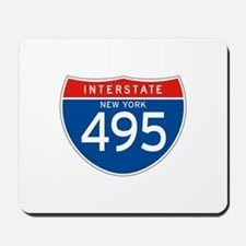Interstate 495 - NY Mousepad
