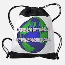 morganvilleinter.png Drawstring Bag