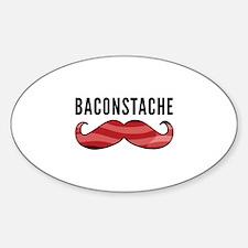 Baconstache Decal