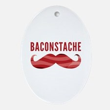 Baconstache Ornament (Oval)
