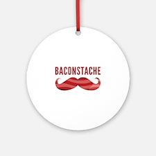 Baconstache Ornament (Round)