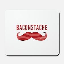 Baconstache Mousepad