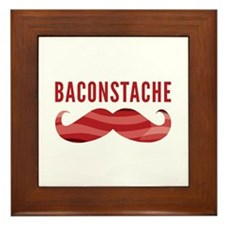 Baconstache Framed Tile