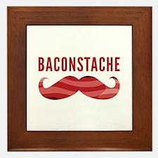 Baconstache Framed Tile