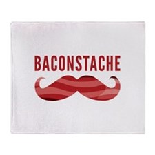 Baconstache Stadium Blanket