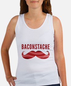 Baconstache Women's Tank Top