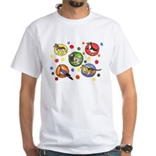 Animals White T-Shirt