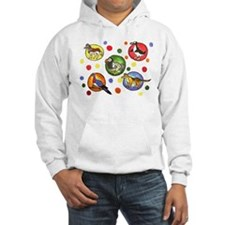 Animals Hooded Sweatshirt